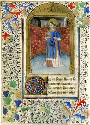 Illuminated Manuscript Collection | Library